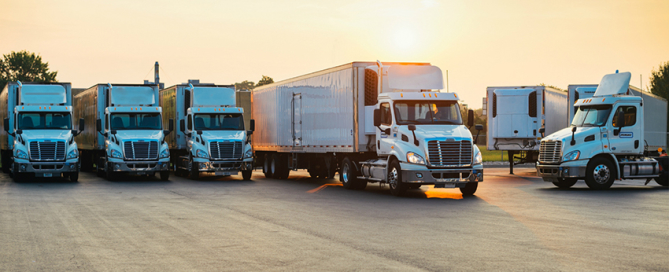 la tucking trucks