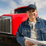 Trucking School in Los Angeles and a profession with large projections